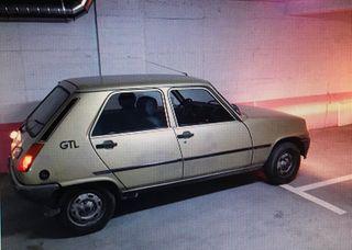 Renault 5 R5 GTL 1983