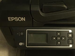 Impresora HP multifuncion WF2750