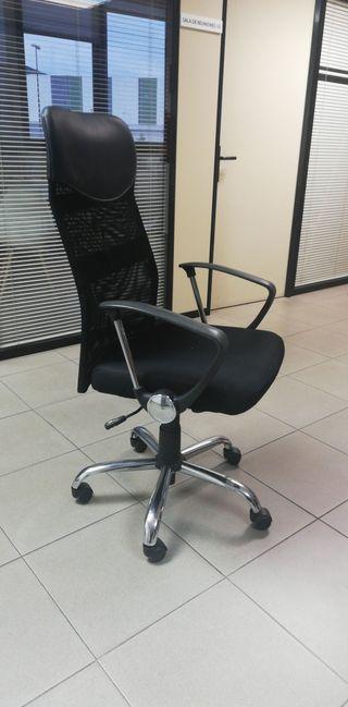 Sillas de oficina con ruedas de segunda mano en la provincia
