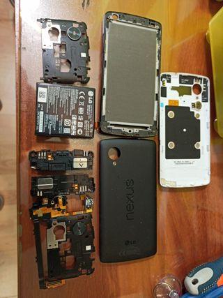 piezas LG Nexus 5