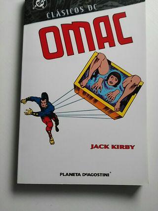 Clásicos DC - Omac de Kirby (Planeta)