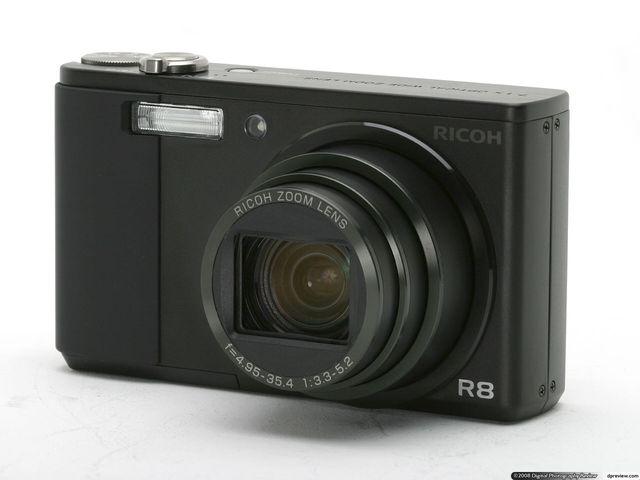 Ricoh R8 nueva sin usar