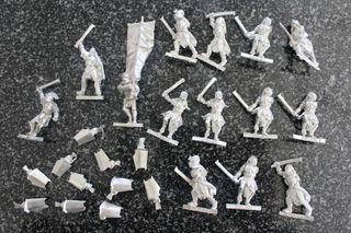 warhammer uruk hai + command
