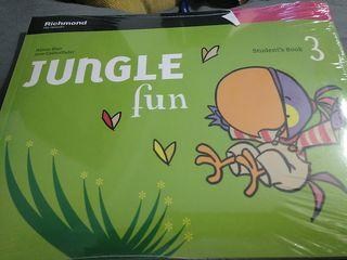 Jungle fan 3, editorial Richmond