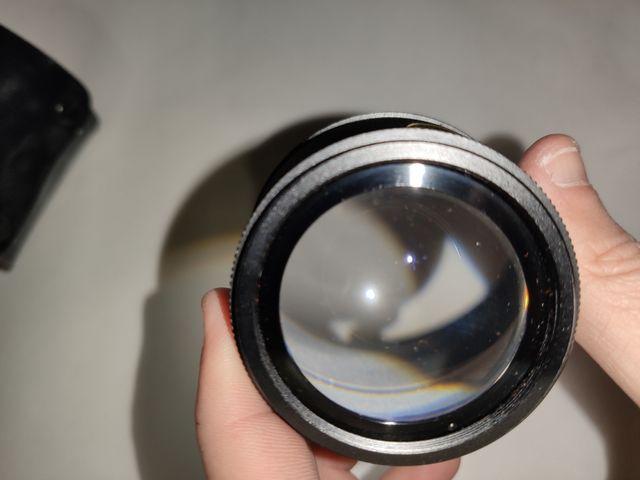 Objetivo Jessop Semi Fish-Eye 0.42x