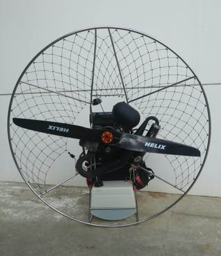 Paramotor Airfer con motor Moster 185 Plus