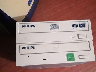 disqueteras PHILIPS 15E cada una