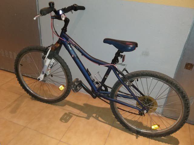 Bicicleta Rockrider Junior Boy 24""