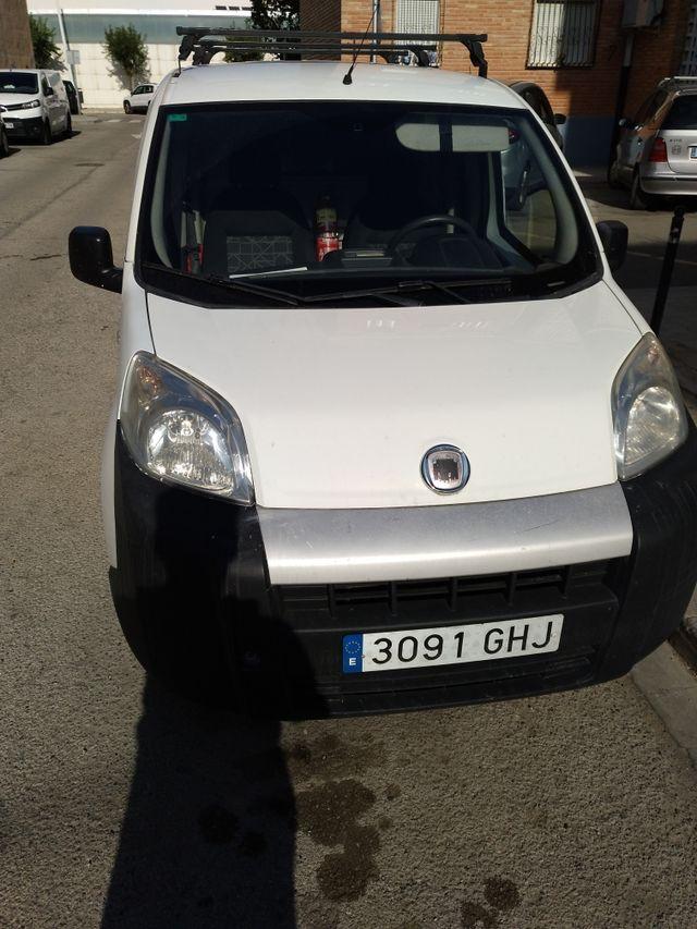 Fiat Fiorino 2008