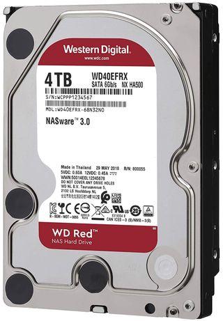 WD Red HDD - 4TB x 2 - 125 Euros por unidad nuevo