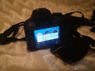 Cámara Reflex Nikon D33000