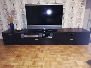 Mueble de TV, color Wengue
