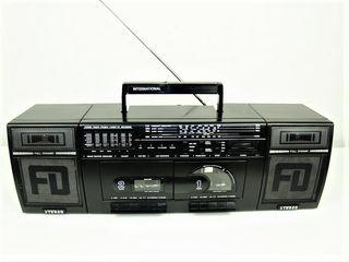 Mini cadena Iternational años 80