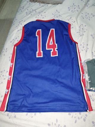 camiseta del equipo Estados Unidos