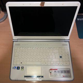 Ordenador portátil Packard Bell