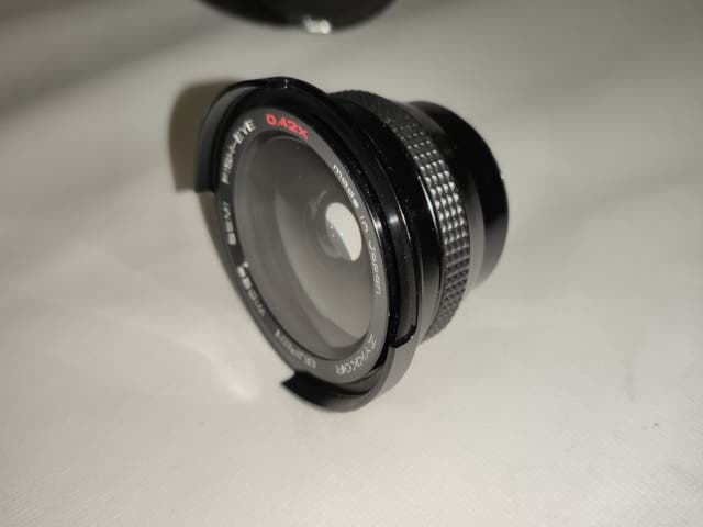 Zykkor Super Wider Semi Fish-eye 0.42x