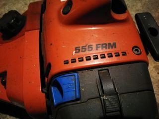 desbrozadora husqvarna 555 FRM