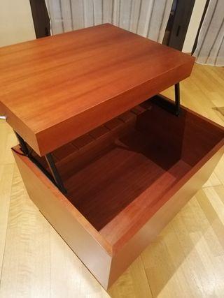 Mesa de centro mueble bar