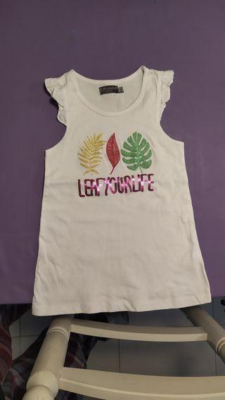 Camiseta tirantes Canadá House