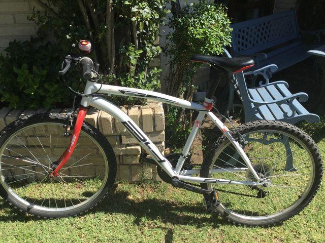 Bicicleta junior.