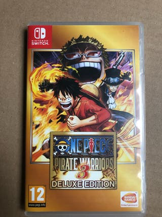 ONE PIECE PIRATE WARRIOR 3 - NINTENDO SWITCH