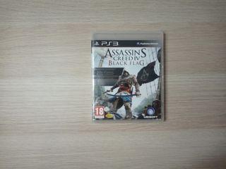Assassin's Creed IV Black Flag para Ps3.