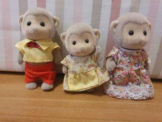 familia mono sylvsnian