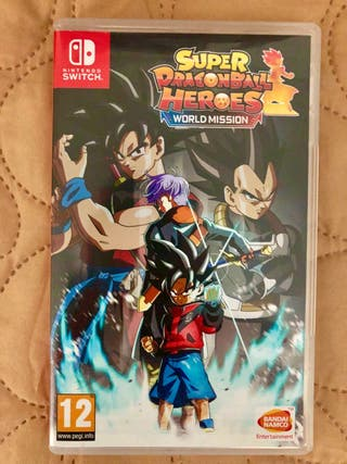 DRAGON BALL HEROES - NINTENDO SWITCH