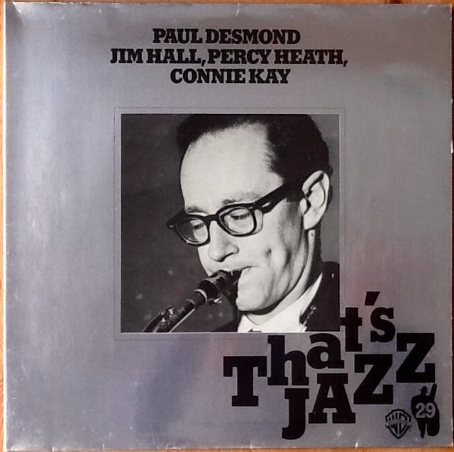 "PAUL DESMOND ""FIRST PLACE AGAIN"" LP"
