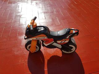 moto sin pedales niño
