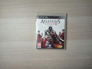 Assassin's Creed II para Ps3.