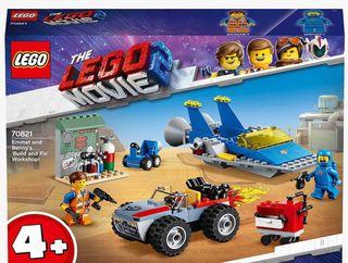 Lego Movie 2 70821 nuevo
