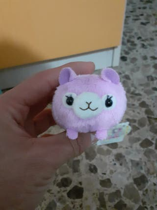 Tsum tsum alpaca