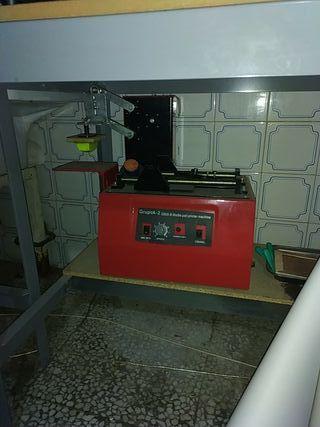 maquina de tampografia electrica