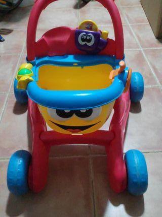 juguete correpasillos juego bebé y niño