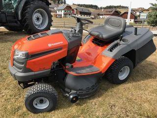 vendo tractor husqvarna tc 38