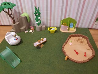 parque infantil sylvanians