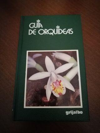 libro Guía de Orquideas