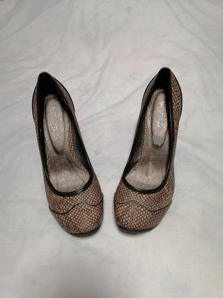 Zapatos tacon Westrags