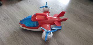 Avión Patrulla canima