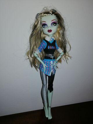 Muñeca Monster High Frankie Stein