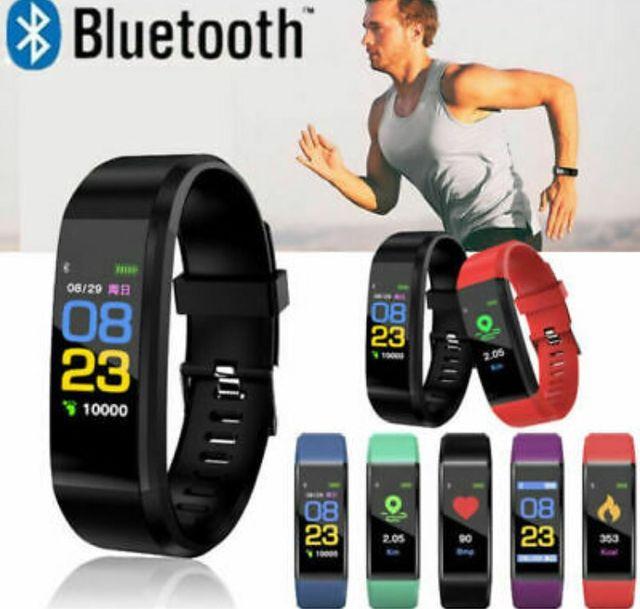Fitness watch