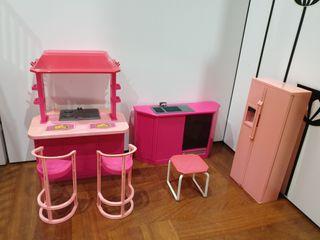 muebles cocina barbie