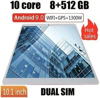 Tablet y SmartPhone 4G 13MPx 6GB Ram 512 Rom Wifi