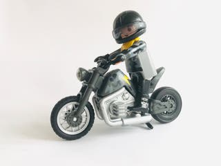 Moto Custom Playmobil Ref. 5118