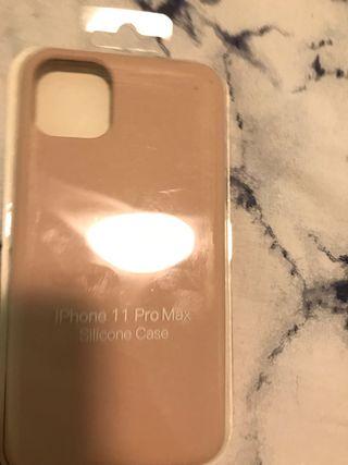 Carcasa iPhone 11 pro plus max logo