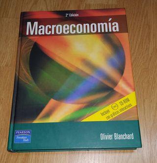 Macroeconomía de Olivier Blanchard - 2ª Edición