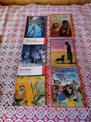 libros cucaña