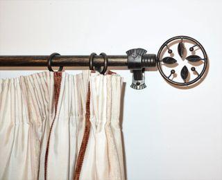Barra de cortinas 150 cm