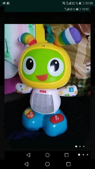 Robot Robi Juguete electrónico Fisher Price
